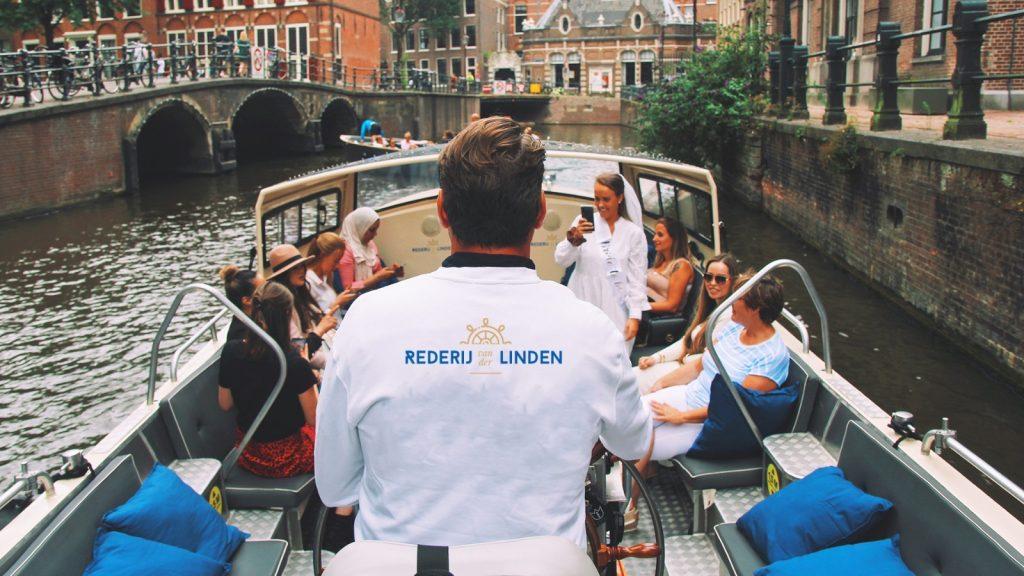 Corona deal rederij van der Linden